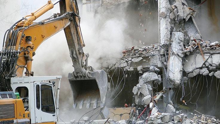 Edmonton Demolition